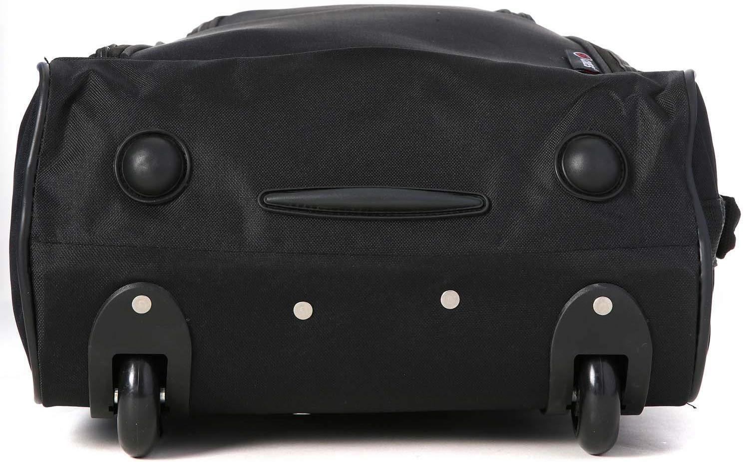 5-Cities-Lufthansa-Cabin-Approved-Trolley-Bag-Koffer-40x20x25-Max-Gre-Reisetasche-Set