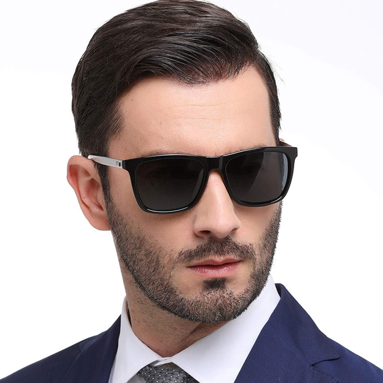 Leding Y amp;best De Colocar Las Para Sobre Sol Normales Lectura Gafas Uv400 gafas Hombre Deportivas Mujer Polarizadas l1uJ3TFK5c