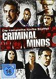 Criminal Minds - Die komplette fünfte Staffel