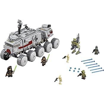 Lego Star Wars 75151 - Set Costruzioni Clone Turbo Tank