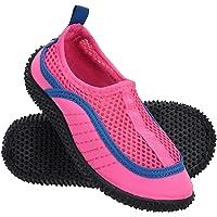 Mountain Warehouse Bermuda Kids Aqua Shoes - Neoprene Swim Shoes, Mesh Panels Wet Shoes, Lightweight Water Shoes, Easy…