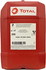 Total 20 Liter Rubia TIR 8600 10W-40