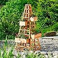 Großer Pflanzkasten für Rankturm / Rankgerüst Landhof von Gärtner Pötschke bei Du und dein Garten
