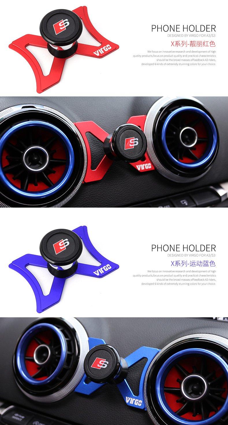 Virgo-Accessories-Magnettelefonhalter-fr-Audi-Magnet-Phone-Holder-for-Audi-Whole-Europe