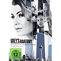 Grey's Anatomy: Die jungen Ärzte - Die komplette 14. Staffel
