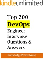 Top 200 DevOps Engineer Interview Questions & Answers