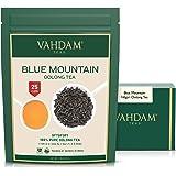 Hojas de té imperial Oolong de las Montañas Azules (25 tazas) - Té Oolong para perder peso - Té desintoxicante, té adelgazant