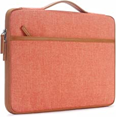 Redhot Laptop Soft Cover Sleeve Notebook Case for Dell HP/Asus/Acer/Lenovo/Macbook(15.6-inches, Pink)