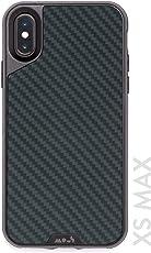 Mous Hülle für iPhone XS Max - Aramid-Karbon-Faser - einschl. Bildschirmschutz