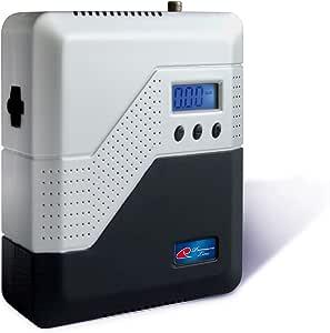 Alpin Premium 82905 Digitaler Luftkompressor 12 V 10 Bar Mit Druckluftminderer Und Abschaltautomatik Inklusive Aufbewahrungstasche Auto