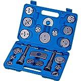 KATSU Kit de herramientas 21 piezas de reparación de frenos reposicionador de pistones de freno reposicionar el pistón de fre