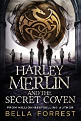 Harley Merlin and the Secret Coven Paperback