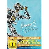 Nummer 5 - Double Feature (Mediabook) [Blu-ray]