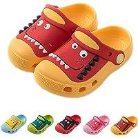 Kids' Childrens Clogs Cute Garden Shoes Boys Girls Comfort Slip On Indoor Slippers Soft Walking Beach Sandals Outdoor…