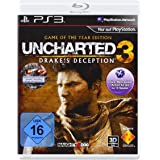 Uncharted 3 - Drake's Deception (Game of the Year Edition) [Edizione: Germania]