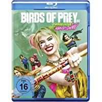 Birds of Prey - The Emancipation of Harley Quinn [Blu-ray]