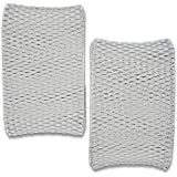 2 filters luchtbevochtigingsfilters voor Philips luchtbevochtiger HU4813, HU4811, HU4803, HU4801