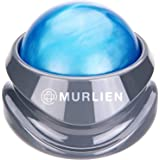 MURLIEN Massage Roller Ball, Tight and Sore Muscles Relief, Manual Massager, Alleviating Shoulder, Arms, Back, Legs, Calves,