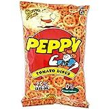 Peppy Tomato Discs, 75g