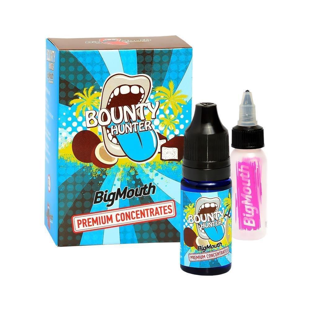 'Big Mouth Aroma per vapore Liquid Classic: Bounty Hunter, 10ML