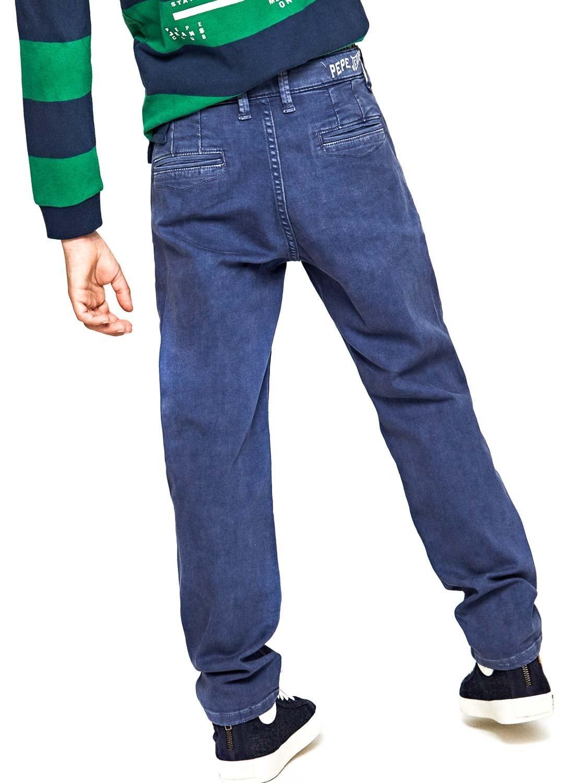 Pepe Jeans Pantalã³n Jamie Azul
