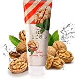 Miniso Skincare Naturals Exfoliating Deep Cleansing Face Scrub(Walnut)