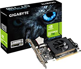Gigabyte GeForce GV-N710D3-2GL 2GB PCI-Express Graphics Card (Black)