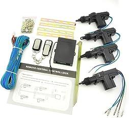 iSaddle Car Power Door Lock Kit