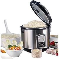 Cuiseur à riz   Capacité 1,8 l   Puissance 700 W   Fonction maintien au chaud   Cuve intérieure   Verre doseur…