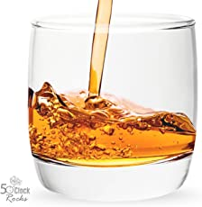 Incrizma Glassware - Scotch and Whiskey Glasses, Great Gift for Dad!