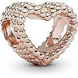 Pandora 787516 Bead Charm Donna, Oro rosa