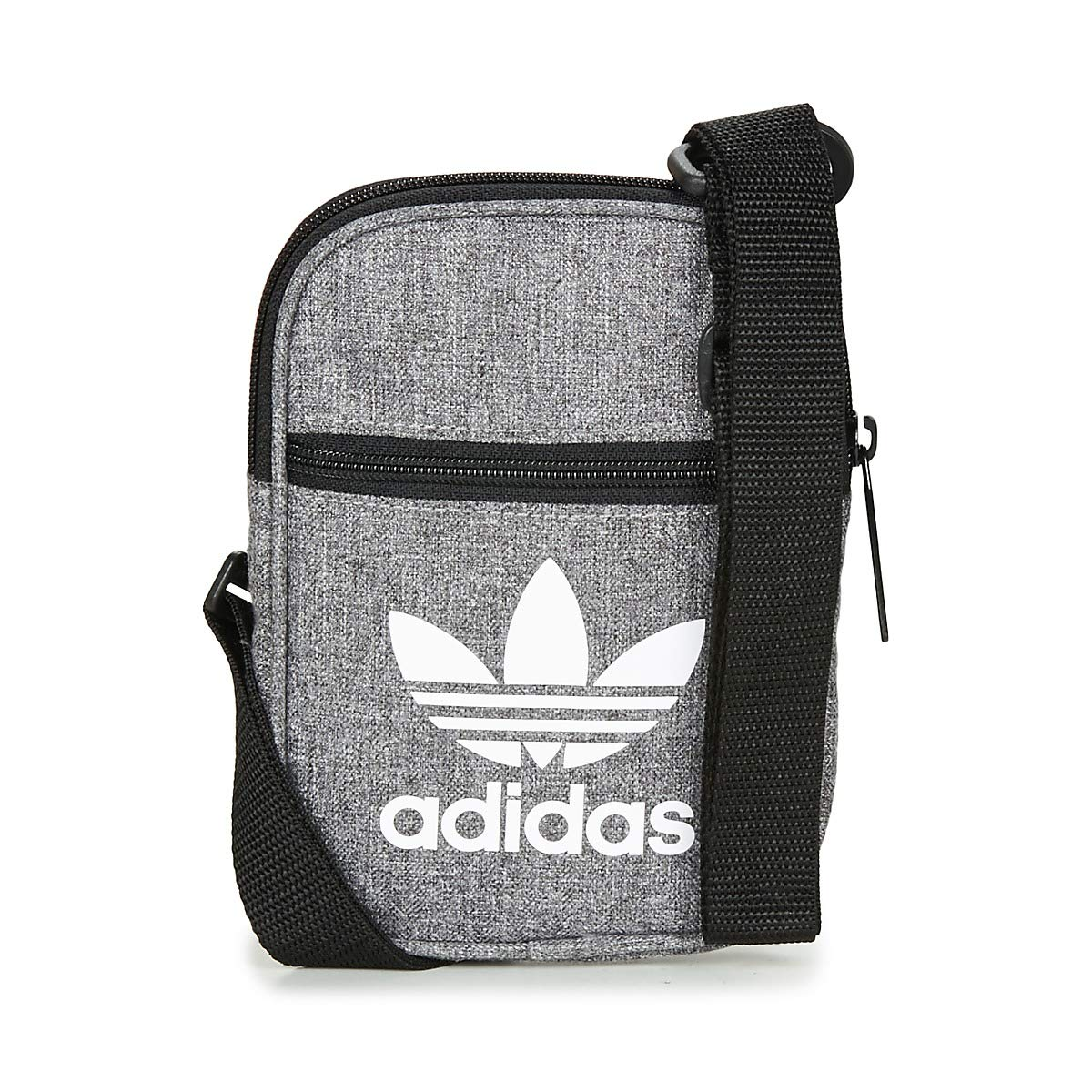 adidas Festival Hombre Cross Body Bag Gris