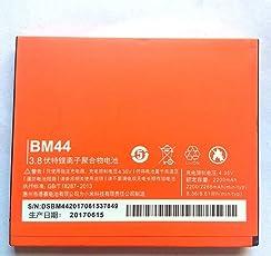 VBCFT Battery for Xiaomi Redmi Note (BM44) for Xiaomi redmi 2s, Xiaomi Redmi 2/Redmi 2 Prime 2200 mAh with 3 Months Warranty