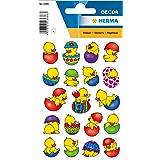"""HERMA 3686 Pegatinas de Pascua""""Pollito en huevo"""" autoadhesivas para decoración de Pascua, para manualidades o como regalo, 57"""