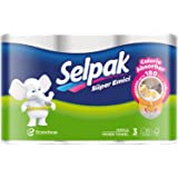 Selpak Calorie Absorber Kitchen Towel Paper Tissue - 3 Roll