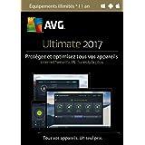 AVG Ultimate 2017 1 Utilisateur / 12 Mois [Code Jeu ]