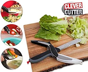 Modulyss Multi Function 2 in 1 Kitchen Vegetable Clever Cutter