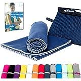 microvezel handdoeken - microvezelhanddoeken voor sauna, fitness, sport, strand | Strandlaken, saunahanddoeken, microfiber st