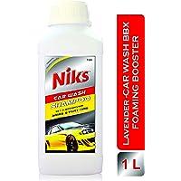 Niks Lavender Car Wash Foaming Shampoo (1 L)