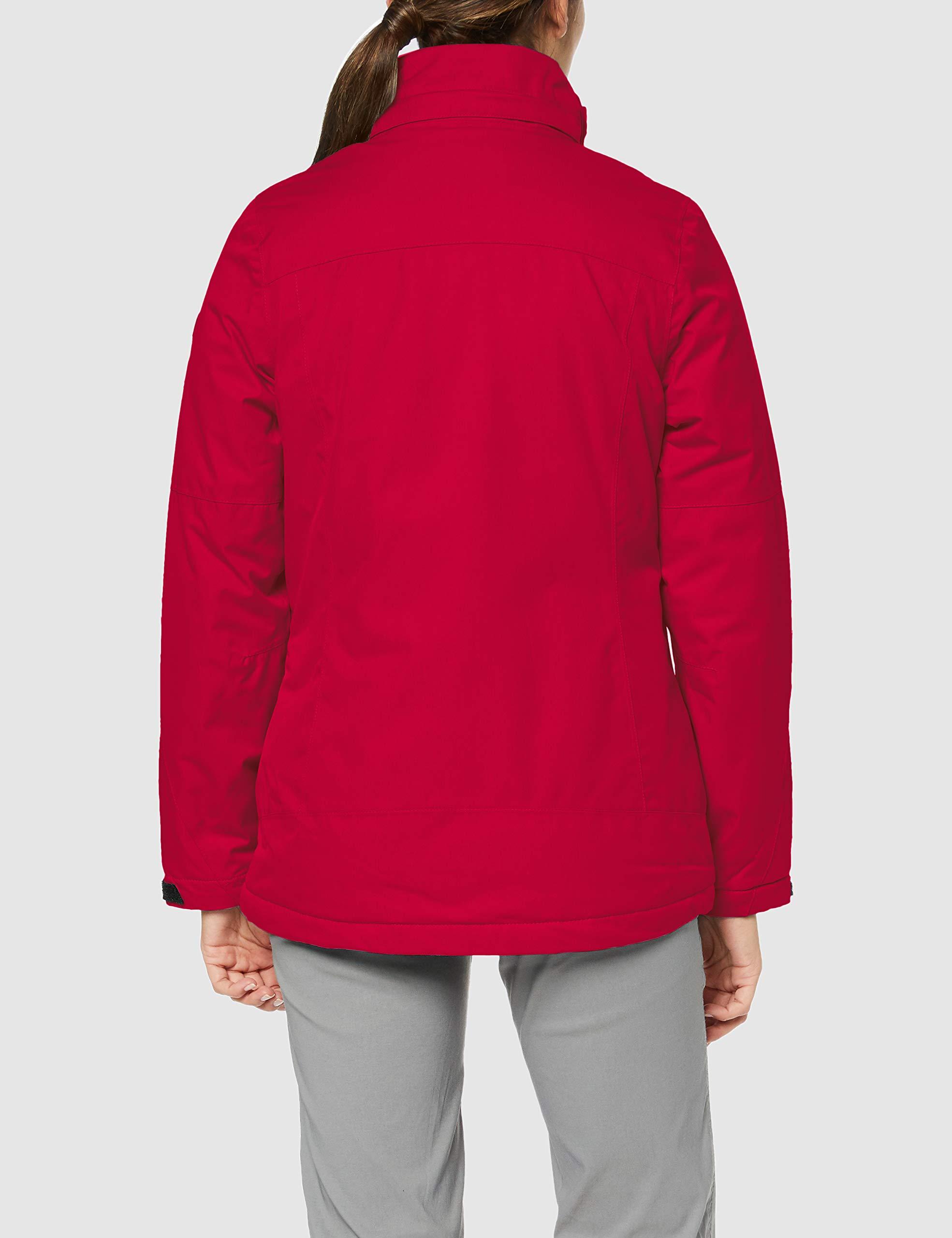 71T3Wh5KjBL - killtec Women's Zala Functional Jacket with Zip-Off Hood