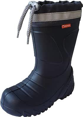 Demar. Girls' Boots Silver Size: