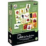 Diset - 68943 - Loto photo fruits