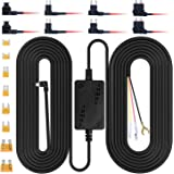 Dash CAM Hardwire Kit Mini Alambre Duro Coche Cargador Kit de Cable USB 12V - 30V a 5V 2.8A para Carview2 & Carview3 Cámara d