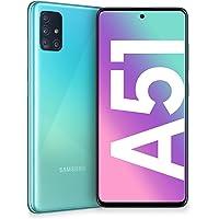 Samsung A515 Galaxy A51 4G 128GB 4GB RAM Dual-SIM Prism Crush Blue EU SM-A515FZBVEUE