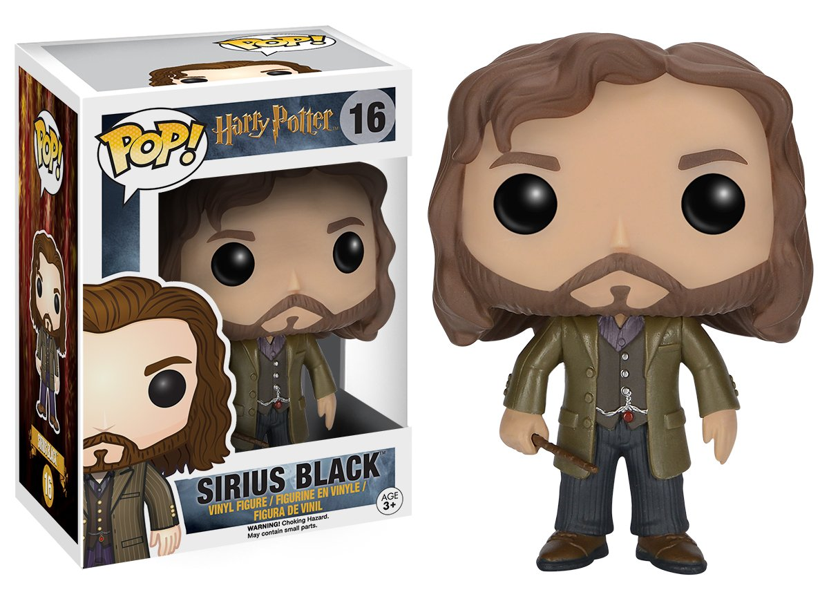 Funko Pop Sirius Black (Harry Potter 16) Funko Pop Harry Potter