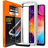Spigen, Samsung Galaxy A50s / A50 / A30s / A30 Tempered Glass Screen Protector, AlignMaster, Edge to Edge full coverage…