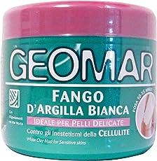 GEOMAR Fango d'argilla bianca 500 ml - Crema corpo