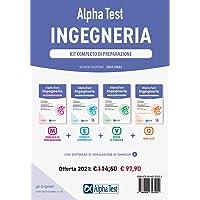 Alpha Test plus. Ingegneria. Kit completo di preparazione. Nuova ediz. Con software di simulazione