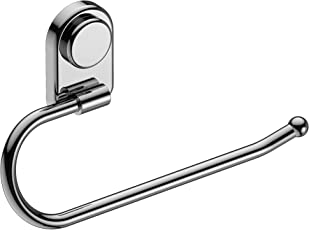 Amity Cute Napkin Holder - Towel Holder, Wall Mounted for Kitchen, Wash area, Bathroom, High Grade Stainless Steel with Chrome Finish