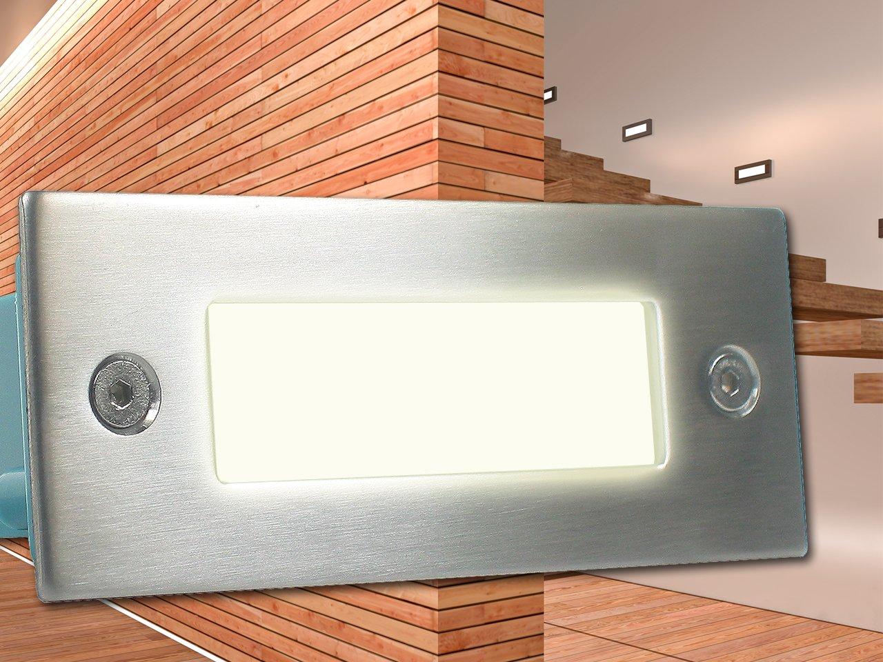 Großzügig Ideen Treppenbeleuchtung Aussen Bilder - Die Designideen ...